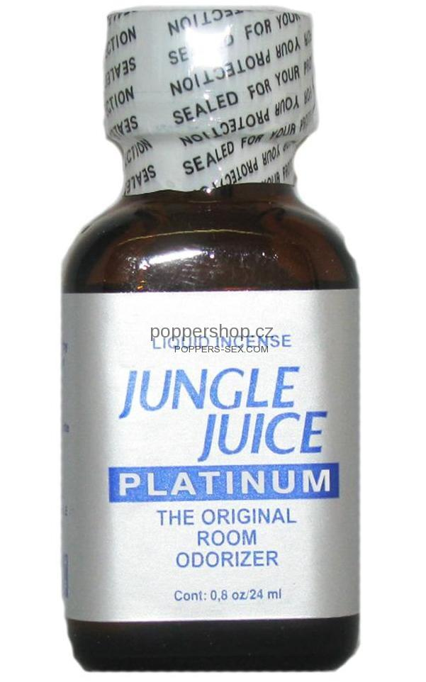 POPPERS - JUNGLE JUICE PLATINUM (24ml)