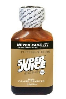 POPPERS - SUPER JUICE GOLD (25ml)