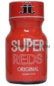 POPPERS - SUPER REDS (10ml)