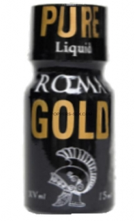 POPPERS - ROMA GOLD (15ml)