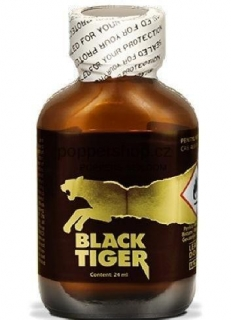 POPPERS - BLACK TIGER GOLD (24ml)