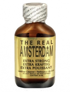 POPPERS - REAL AMSTERDAM EXTRA STRONG (24ml)