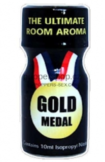 POPPERS - GOLD MEDAL (10 ml)