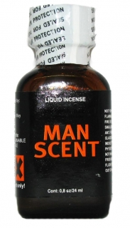 POPPERS - MAN SCENT (24ml)