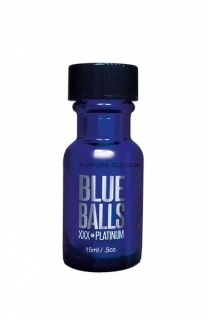 BLUE BALLS PLATINUM - 15ml